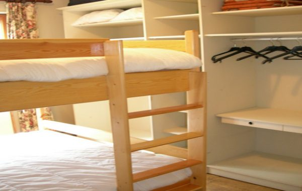 Chaletdepaepe slaapkamer 2